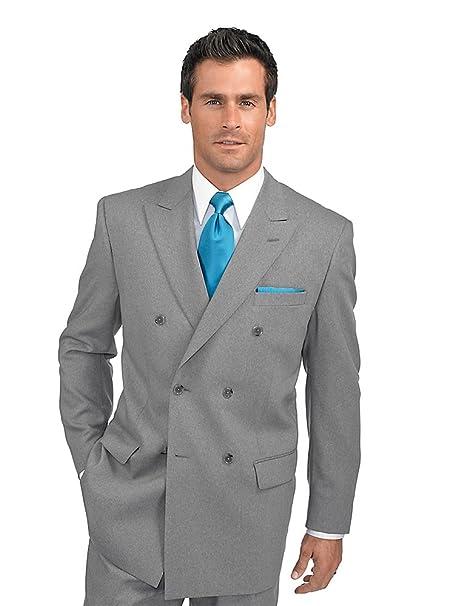 Amazon.com: Paul Fredrick de lana para hombre solapa de pico ...