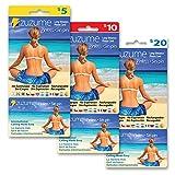 Zuzume PINless Prepaid Phone International Calling Cards, 5 USD
