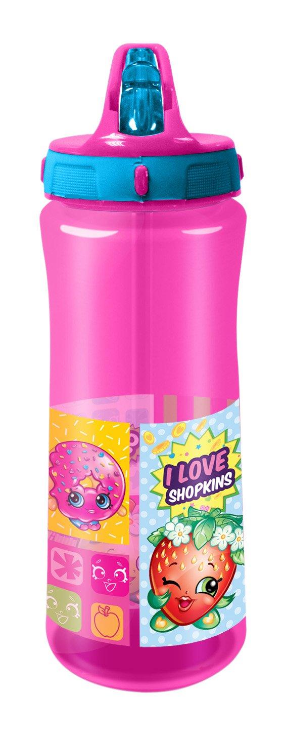 590 ml Shopkins Drinks Bottle Shopkins Drinks Bottle 590ml 82248