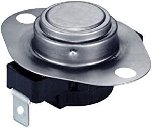 "Edgewater Parts SHF120 3/4"" Bimetal Thermostat Fan Control, 10° Differential, Replaces 80314"