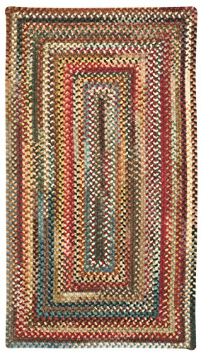 Amazon Com Capel Rugs Eaton Rectangle Braided Area Rug 2 X 4