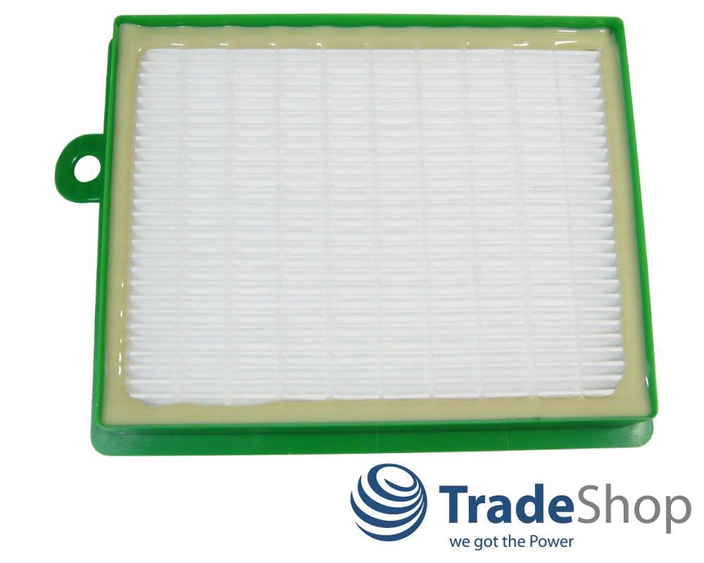 2x HEPA Allergie Filter Mikrofilter Feinstaubfilter für Philips FC8031 Univers