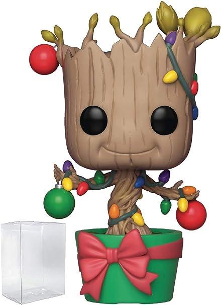 Vinyl Funko Guardians of the Galaxy Holiday Dancing Groot Pop
