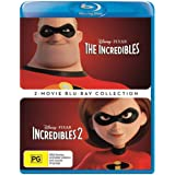 The Incredibles / Incredibles 2