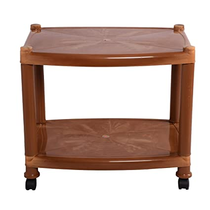 Cello Orchid Center Table Sandalwood Brown Amazon Home