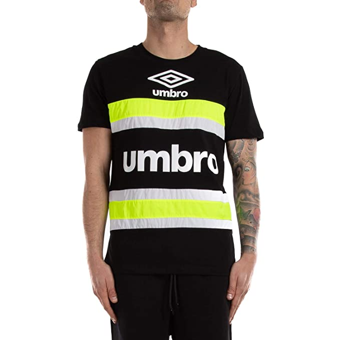 T shirt sportiva nero