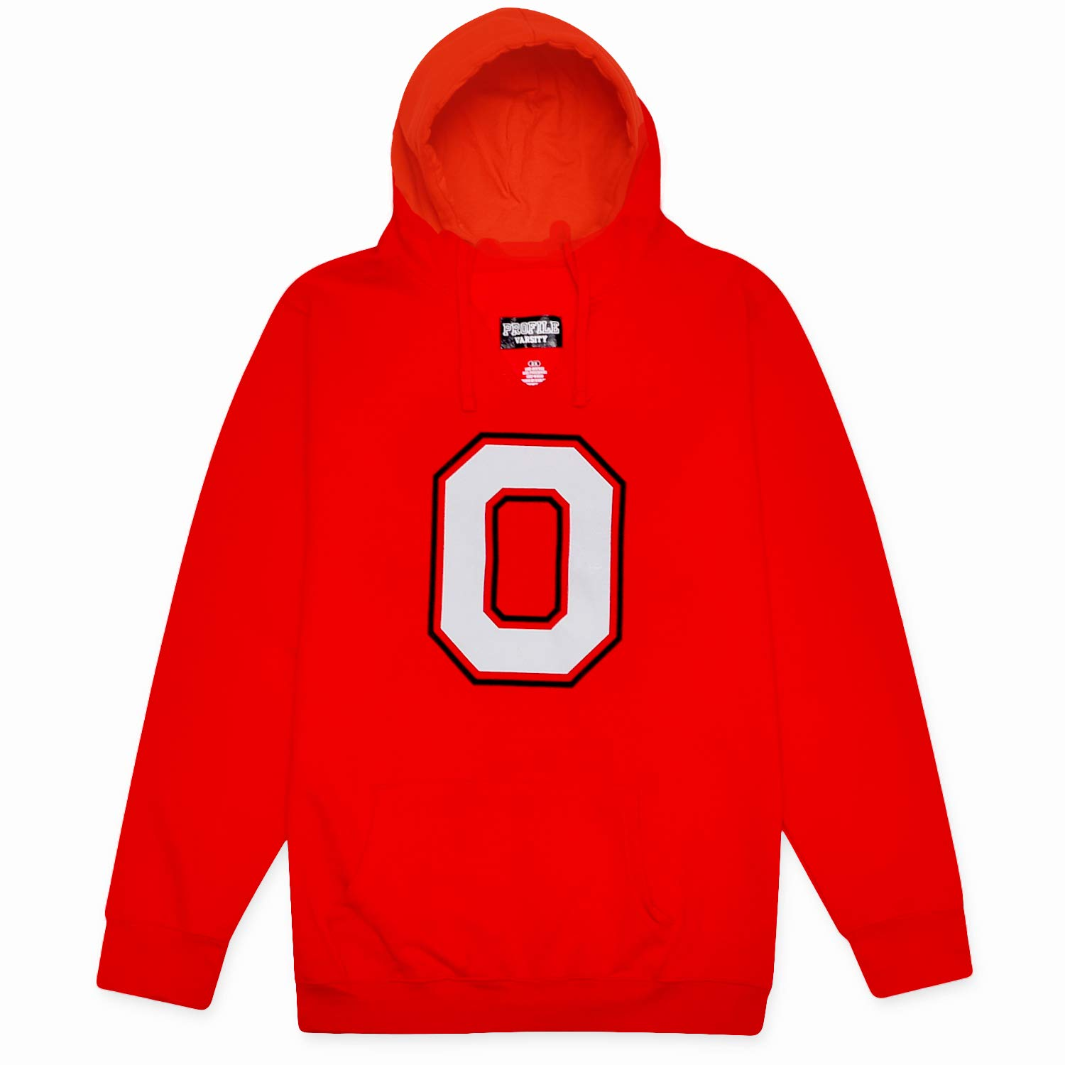de2d9fb8414 Amazon.com  NCAA OFFICIAL GEAR Ohio State Buckeyes Womens Logo Pull Over  Hoodie  Clothing