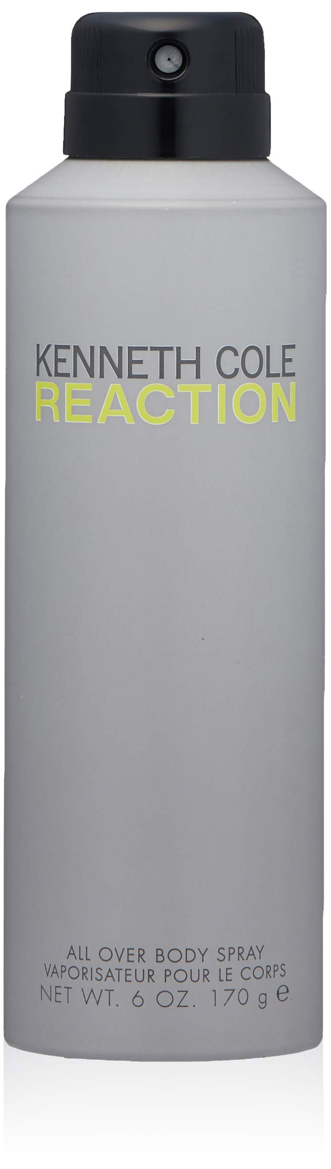 Kenneth Cole Reaction Body Spray, 6.0 Oz