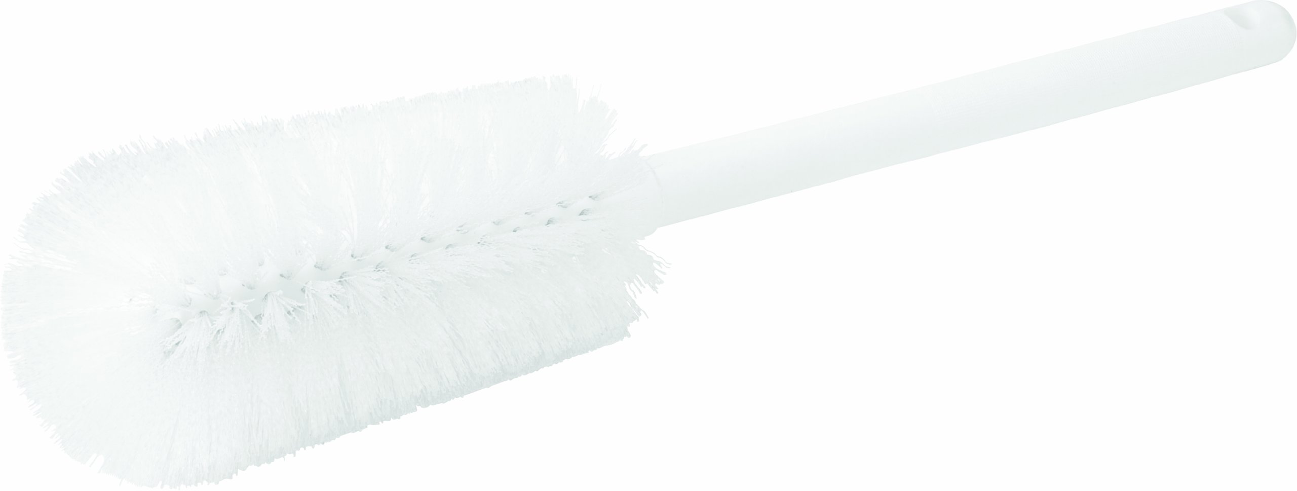 Carlisle 4000102 Sparta Commercial Quality Bottle Brush, 16'' Long, White (Pack of 12) by Carlisle