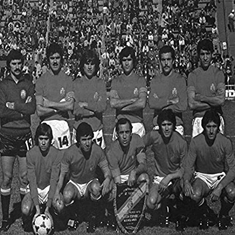 COPA Football - Camiseta Retro España 1978 (XL): Amazon.es: Deportes y aire libre