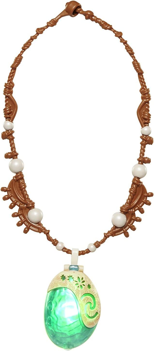 Moana's Magical Seashell Necklace