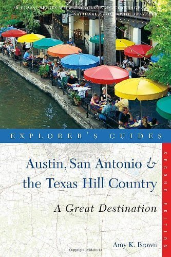 Explorer's Guide Austin, San Antonio & the Texas Hill Country: A Great Destination (Second Edition) (Explorer's Great Destinations) by Amy K. Brown - Shopping Malls Antonio San