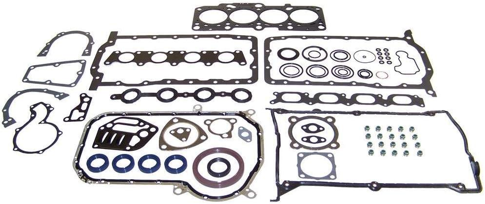 Passat AMU TT Quattro // 1.8L // DOHC // 20V // AMB AWP BKF TT AWV Jetta ATC APH Beetle AWM Golf A4 Quattro DNJ EK801M Master Engine Rebuild Kit for 1999-2006 // Audi BEA Volkswagen // A4