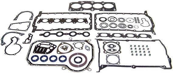 DNJ HBK4261 Head Bolt Kit For 93-15 Volvo 2.3L-2.5L L5 DOHC Turbocharged Naturally Aspirated B5254T12,B5254T7,B5254T5,B5244S4,B5254T2,B5244T5,B5254T3,B5244S,B5244T7,B5234T9,B5234T3,B5244T3,B5244T