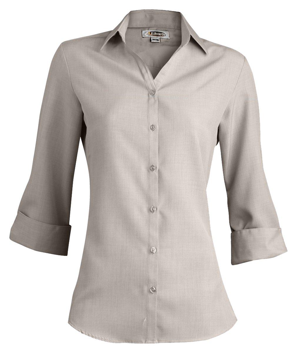 Ed Garments SHIRT レディース B0185EJWXS XXXL|クリーム クリーム XXXL