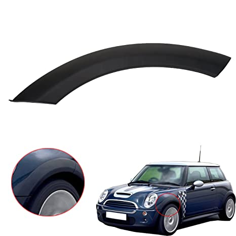 Amazoncom Wheel Arch Trim For Mini Cooper 51131505867 Boxatdoor