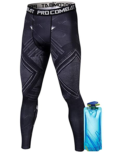 c30ad0fd058c8 1Bar Dri Fit Base Layer Compression Pants Fashion Superhero Marvel ...
