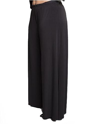 Edmond Boublil - Pantalón - para mujer negro 70 cm
