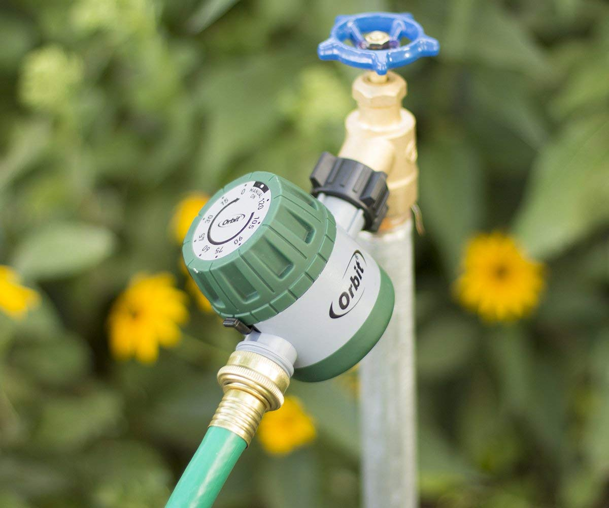 Orbit 62034 Mechanical Watering Timer Renewed