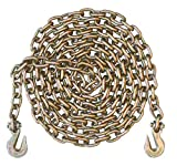 5/16'' - Grade 70 Binder Chain - Grab Hooks - 16' Length