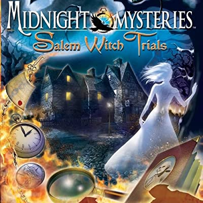 Midnight Mysteries: Salem Witch Trials [Online Game Code]