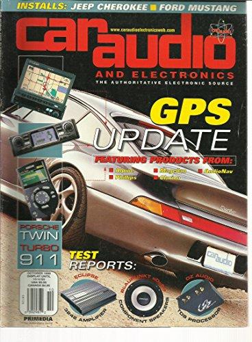(Car Audio and Electronics Magazine October 1999 Porsche Twin Turbo 911 Test Reports: Eclipse, Blaupunkt & Oz Audio)