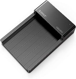 ORICO SATA to USB 3.0 External Hard Drive Lay-Flat Docking Station for 2.5
