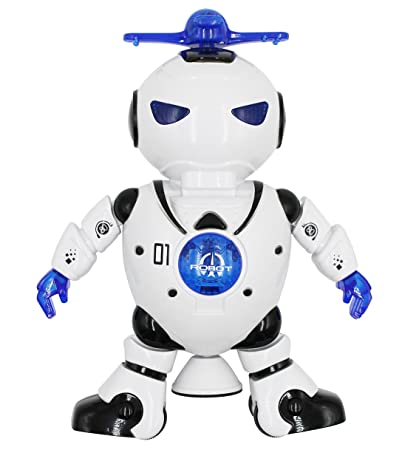 Amazon com: Dancing Robot Toys, Musical and Colorful