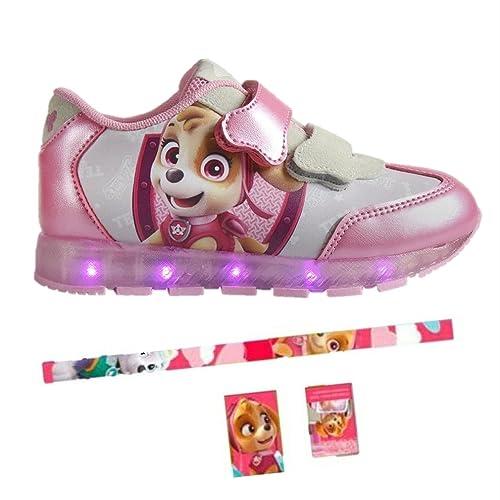 Zapatos rosas Patrulla Canina infantiles YIJxqsWS