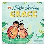 Lovebug Personalized Custom Name Love My Kids Book (Softcover)