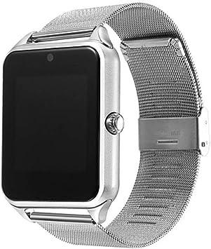JingJingQi Reloj Inteligente Nueva Z60 Smart Watch GT08 Plus ...