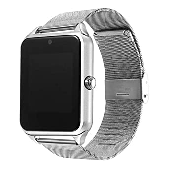 JingJingQi Reloj Inteligente Nueva Z60 Smart Watch GT08 ...