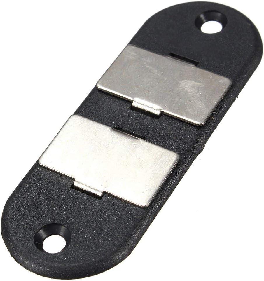 Lopbinte Interruttore Contatto Porta Scorrevole Nero per Auto Furgone Chiusura Centralizzata per T4