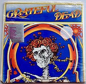 D Grateful Grateful Dead Skull Amp Roses Vinyl