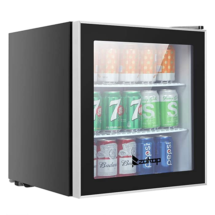 The Best Beverage Cooler Shelf Rows