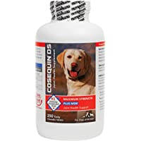 Cosequin Maximum Strength Joint Supplement Plus MSM - With Glucosamine and Chondroitin…