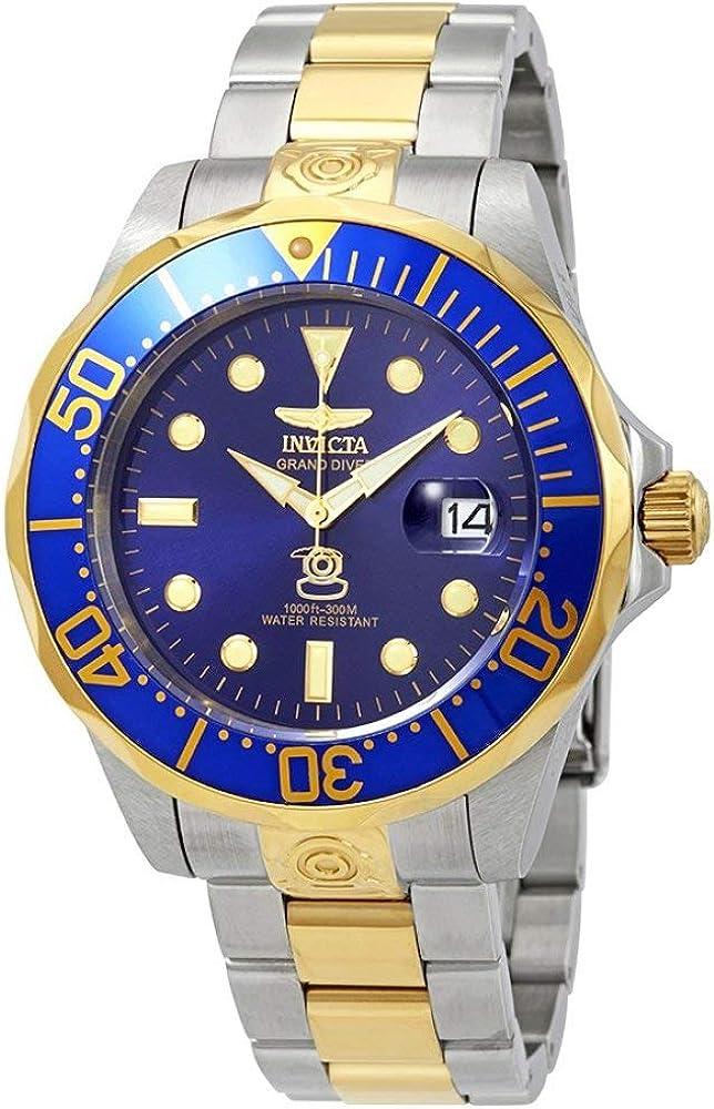 Invicta Men s 3049 Pro Diver Collection Grand Diver GT Automatic Watch