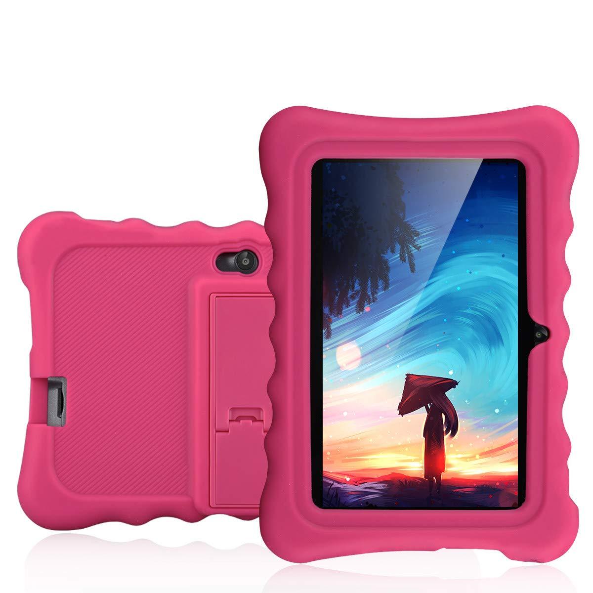 Ainol Q88 Android 7.1 RK3126C Quad Core 1GB+16GB 0.3MP+0.3MP Cam WiFi 2800Ah Tablet PC--Pink by Ainol Q88 (Image #4)