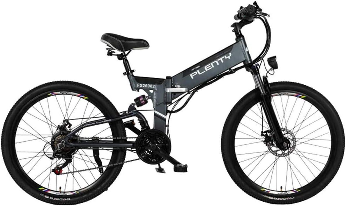 Bicicleta eléctrica Eléctrica de bicicletas de montaña, 24