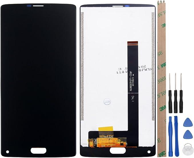 ocolor de reparación y recambio para Homtom S9 Plus, LCD pantalla ...