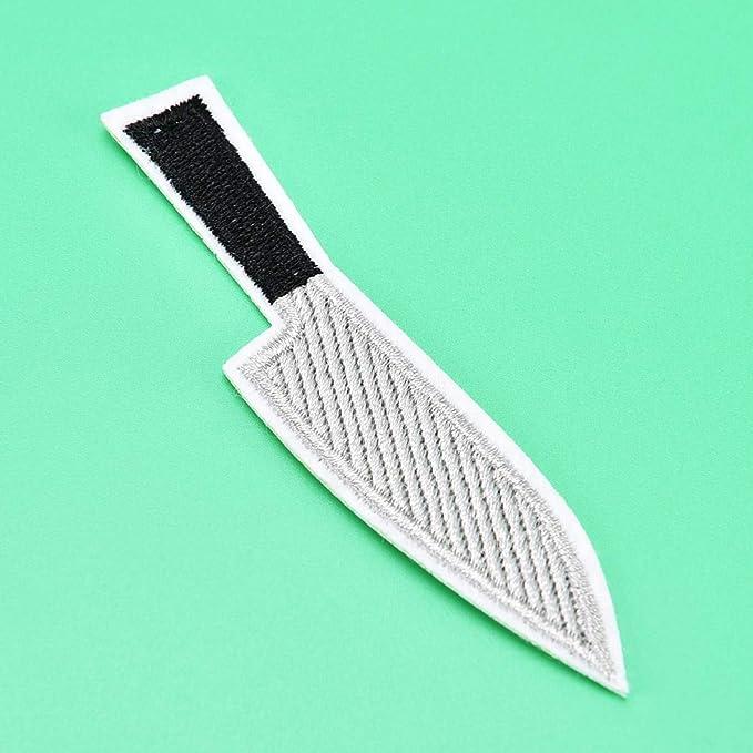 Amazon.com: Parche bordado – Insignias para ropa, cuchillos ...