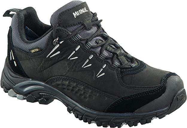 Meindl Barcelona Lady GTX 680160 - Zapatillas de Deporte de Cuero Nobuck para Mujer, Color Negro, Talla 40 2/3: Amazon.es: Zapatos y complementos