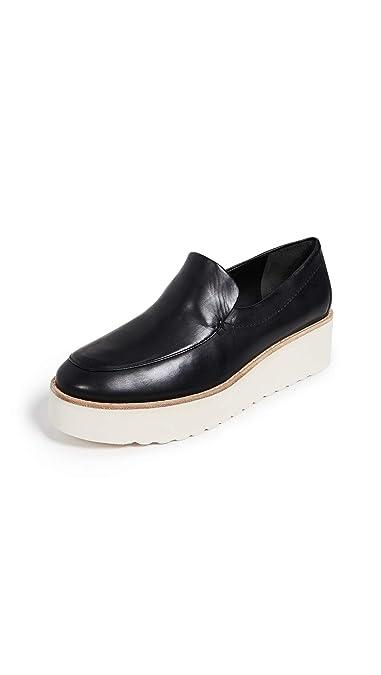 2a576c17aba22 Amazon.com  Vince Women s Zeta Platform Loafers  Shoes