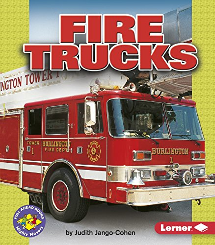 Fire Trucks (Pull Ahead Books) (Pull Ahead Transportation)
