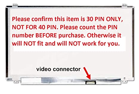 198e98d41227 LTN156AT39-D01 6HTP8 for Dell Inspiron 15-5000 P51F New Replacement LCD  Screen for Laptop LED HD Glossy