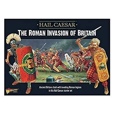 hail caesar Warlord Games, The Roman Invasion of Britain: Toys & Games