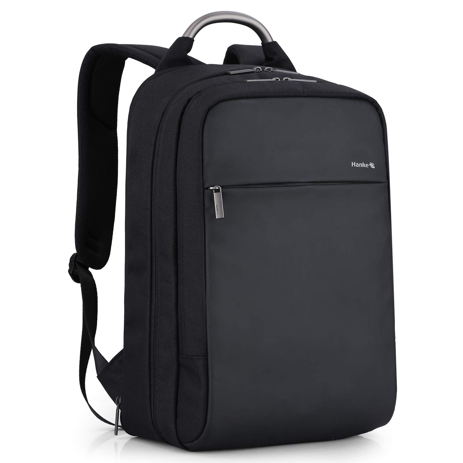 Amazon.com  Hanke Slim Travel Laptop Backpack 1e842049f967a