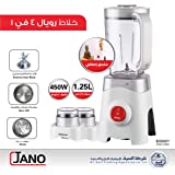 4 in 1 Electric Blender 450 Watts