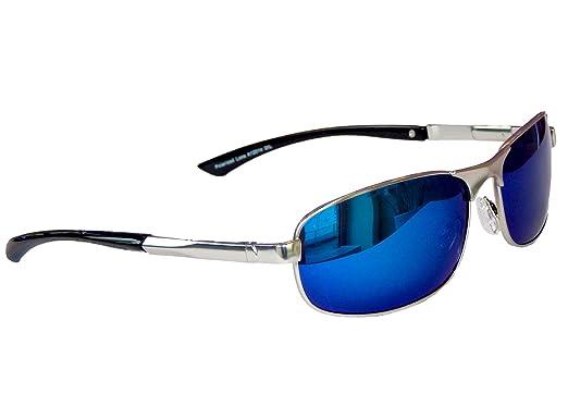 Matrix Sonnenbrille Sportbrille Motorradbrille Sport Brille M 26 (chrom Silber Grün Blau Verspiegelt) QTrXoxf