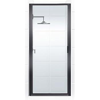 Coastal Shower Doors Paragon Series Framed Continuous